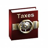 Taxes as a top secret book