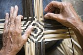 Bamboo weaving