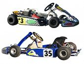 Two Go Karts