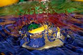pic of crown green bowls  - Splash with fresh mandarin - JPG