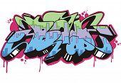 Grafite - menino