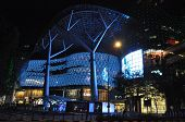 ION Orchard shopping mall in Singapore