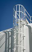 Water Storage Tank Ladder