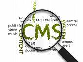 Sistema de gestión de contenidos