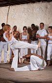Luta de capoeira