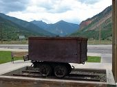 Ore Car - Silverton, Colorado