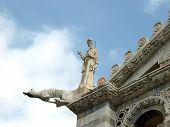 Pisa - fachada del Duomo.