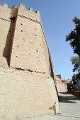 Corner Of Fortress