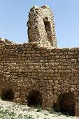 foto of shiraz  - Brick wall of Ardeshir - JPG