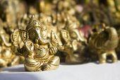 Senhor Ganesha em Dilli Haat