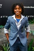 NEW YORK - MAY 29: Actor Jaden Martin attends the premiere of