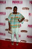 LOS ANGELES - MAY 29:  Alex Newell arrives at  the