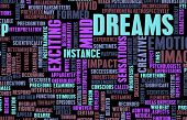 Dreams and Creative Imagination that are Vivid