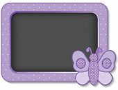 Baby Butterfly Nursery Bulletin Board