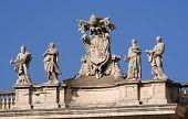 Rome Vatican Architecture Detail poster