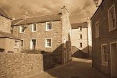 Narrow Orkney street
