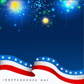 stock photo of glory  - 4th July - JPG