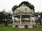 Keli'iponi Hali - The Coronation Pavilion
