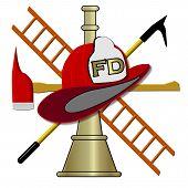 Fire Fighting Scramble