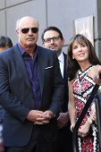 LOS ANGELES - MAY 13: Dr Phil McGraw, Robin McGraw at a ceremony where Steve Harvey is honored with a star on the Hollywood Walk Of Fame on May 13, 2013 in Los Angeles, California