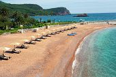 Beach At Montenegro