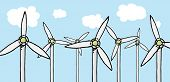 Wind Cheap Energy or Turbine Ecology Field