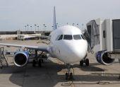 Passenger Jet Airplane