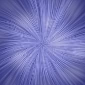 Awry Lines Crossing Blue Background