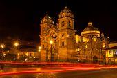 Cuzco In Night