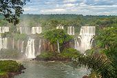 Iguazu In Argentina
