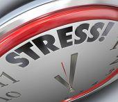 Stress Word Clock