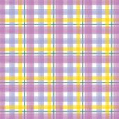 Orchid Summer Plaid