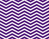 Dark Purple And White Zigzag Textured Fabric Background