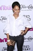 LOS ANGELES - SEP 7: Tia Mowry at the In Touch VMA Post Party held at the Chateau Marmont, Hollywood
