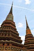 Phra Maha Chedi Si Rajakarn, Wat Pho, Thailand