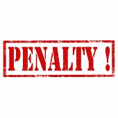 Penalty !-stamp