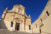 Gozo cathedral, Malta