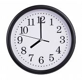 Eight O'clock On The Dial Clock