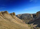 Canyon On The Plateau Shalkar-nura