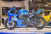 Suzuki Gsx-r1000 2015 Motorcycle