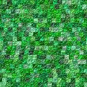Green abstract glossy pattern