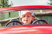 Boy In The Car