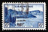 Crater Lake 1934