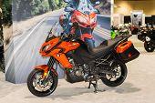 Kawasaki Versys 650 Abs 2015