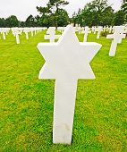 Star Of David Tombstone
