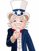 Uncle Sam Wants You!