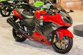 Kawasaki Ninja Zx-14R Abs 30Th Anniversary Edition Motorcycle