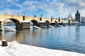 Charles Bridge, Old Town, Prague (unesco), Czech Republic
