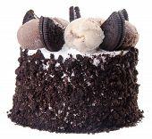 pic of ice-cake  - ice cream cake - JPG