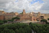 Roma Italy. Nice Sunny Day